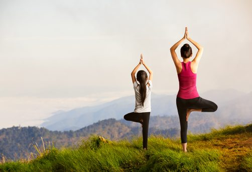 Yoga Classes for Discover Outdoors