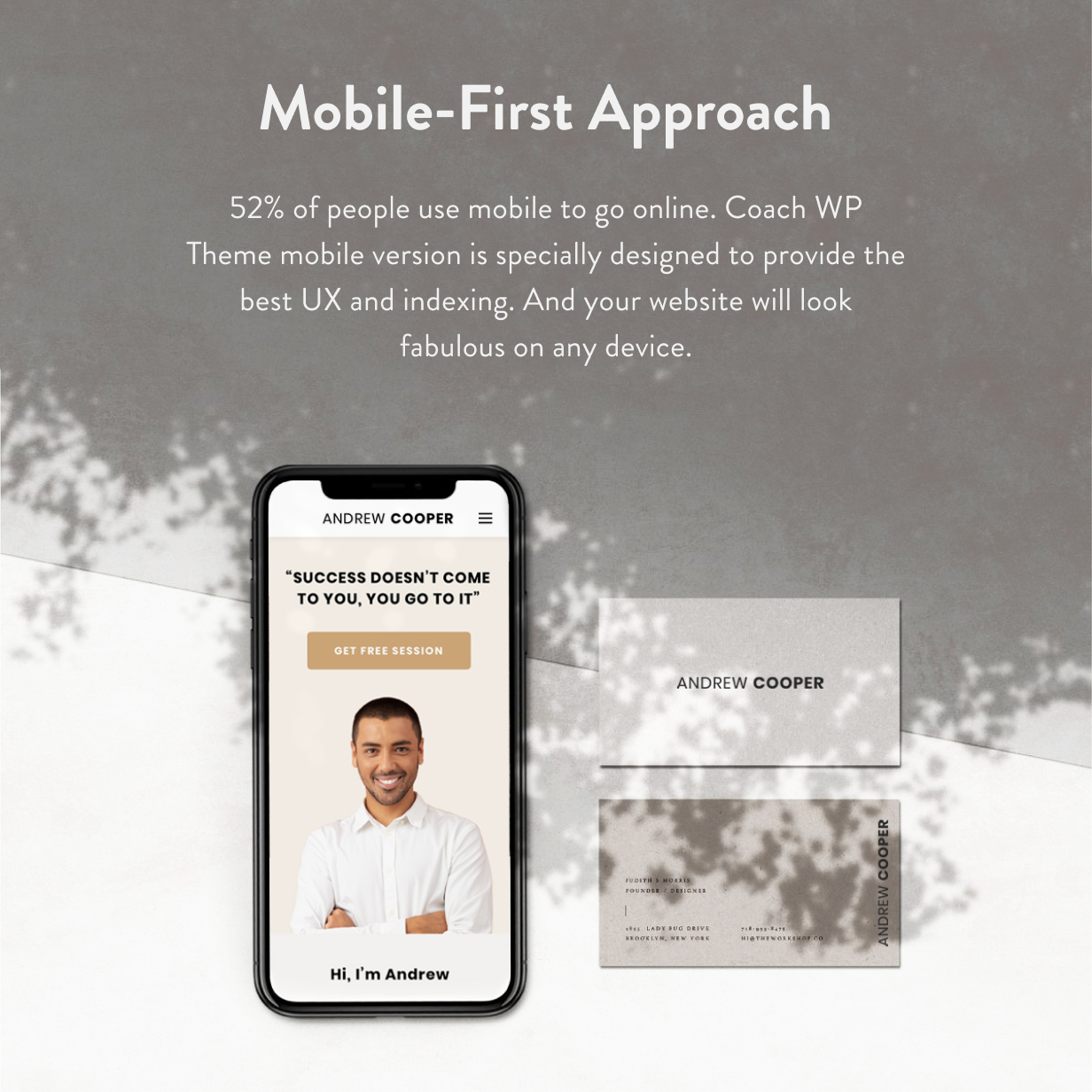 Leadership — Coach WordPress Theme - 10