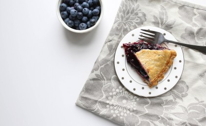 Classic Blueberry Pie Recipe